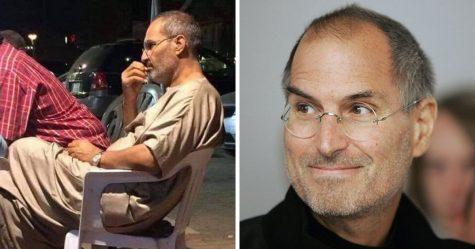 Steve Jobs est vivant et vit en Égypte, selon des théoriciens du complot