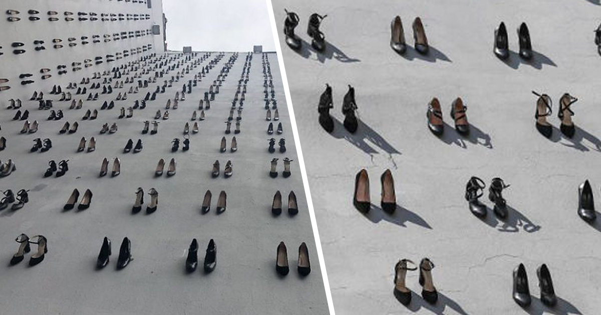 Ce mémorial obsédant en Turquie commémore 440 femmes tuées par leur propre mari l'année dernière