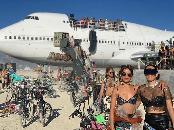 Burning Man 2019 est terminé et voici 33 photos qui prouvent que c'est le festival le plus fou du monde