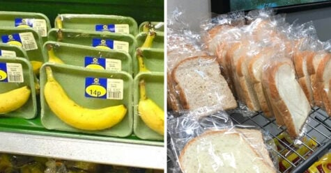 35 exemples choquants d'emballages inutiles qui inondent la planète de déchets plastiques