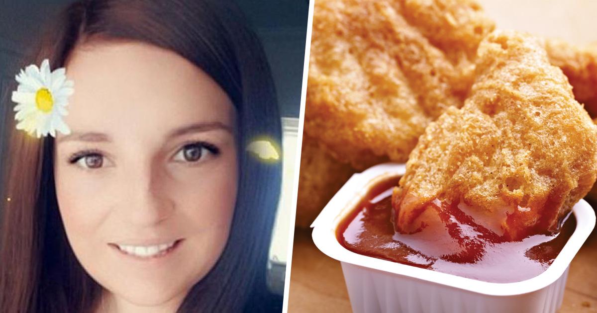 Cette femme affirme avoir vécu de pizza, de pâtes, de croquettes de poulet et de frites pendant 22 ans