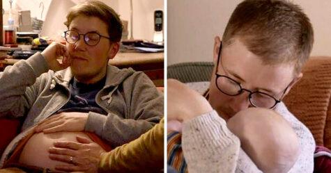 Cet homme transgenre a donné naissance à un garçon et affirme que la grossesse était «terrible»