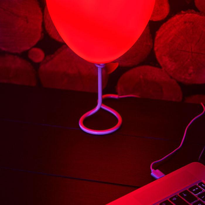 Quelqu'un vient de créer une lampe ballon «Ça» et la vend pour 33€