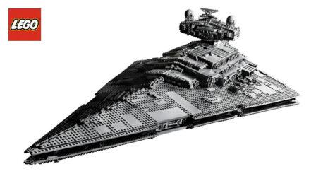 LEGO lance un vaisseau de Star Wars à 850$ du film «Un nouvel espoir»