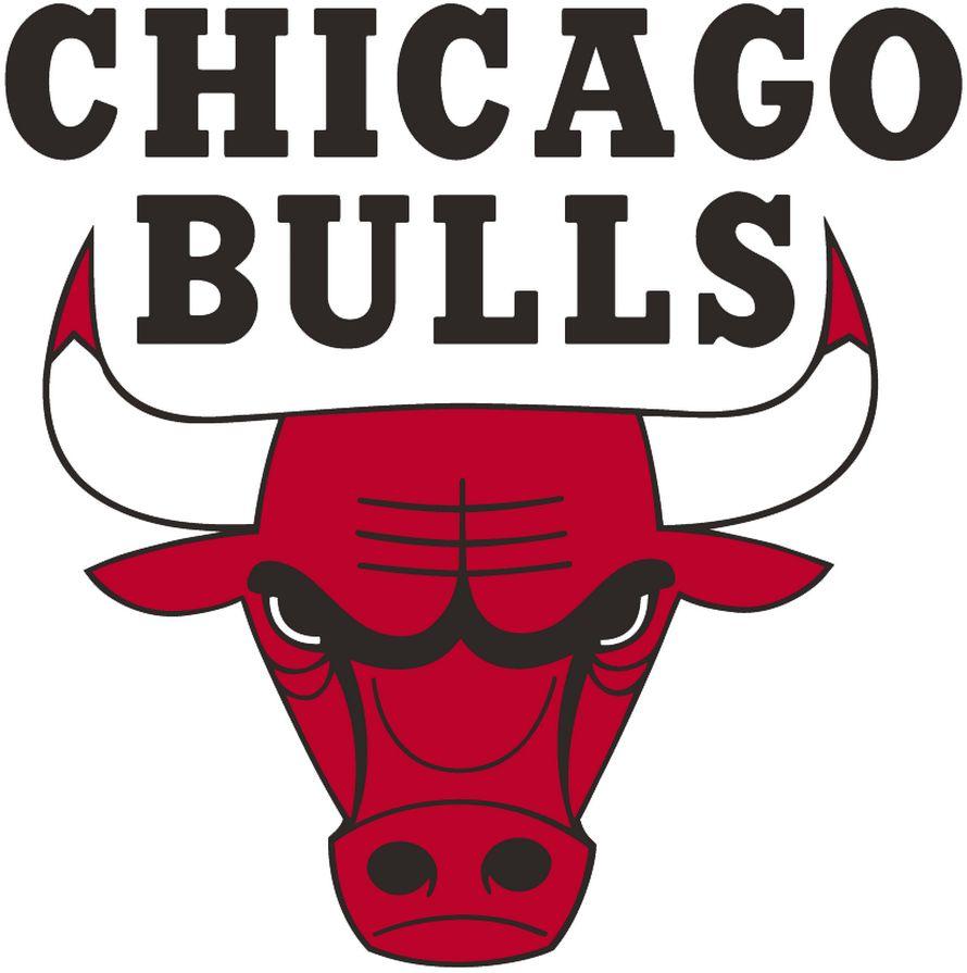Le logo des Bulls de Chicago à l'envers ressemble à un robot qui baise avec un crabe