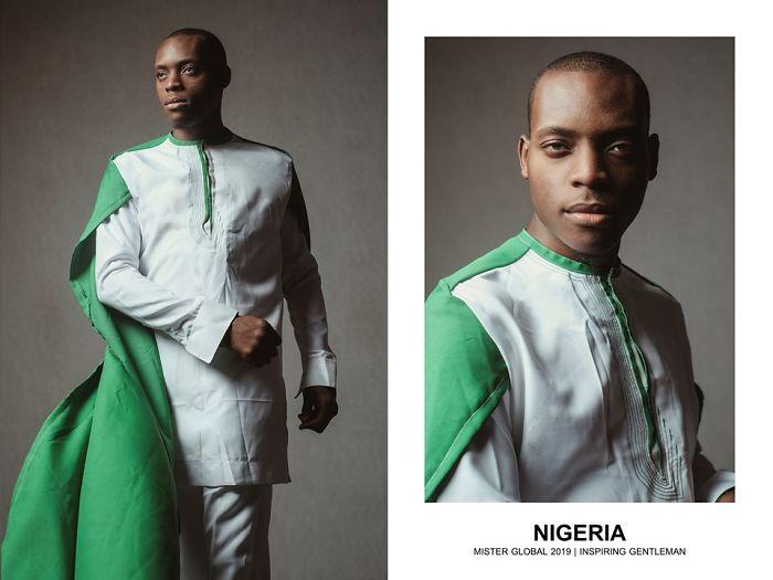 Les participants de Mister Global vêtus de leurs costumes nationaux ressemblent à des boss de jeux vidéo (37 images)