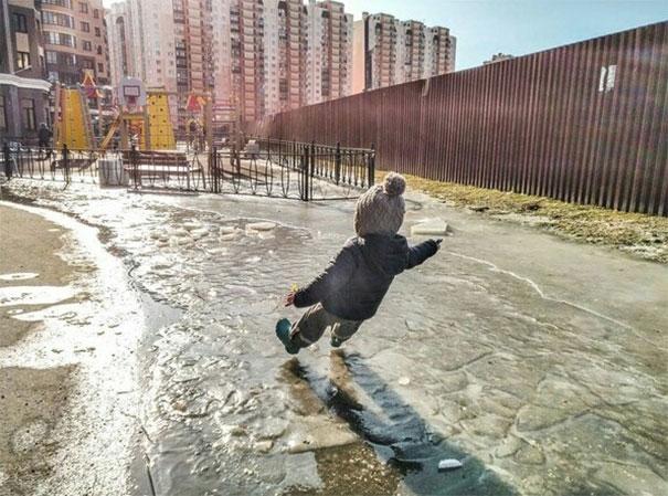 33 photos prises une seconde avant la catastrophe qui vont te faire souffrir rien qu'en les regardant