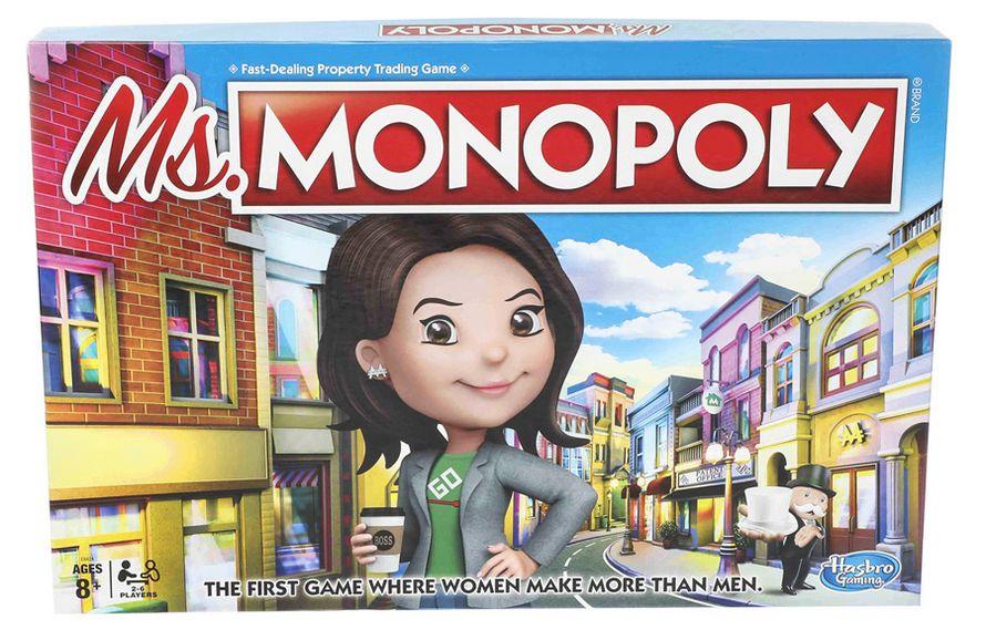 Ce nouveau jeu de Monopoly «féministe» va donner plus d'argent aux femmes