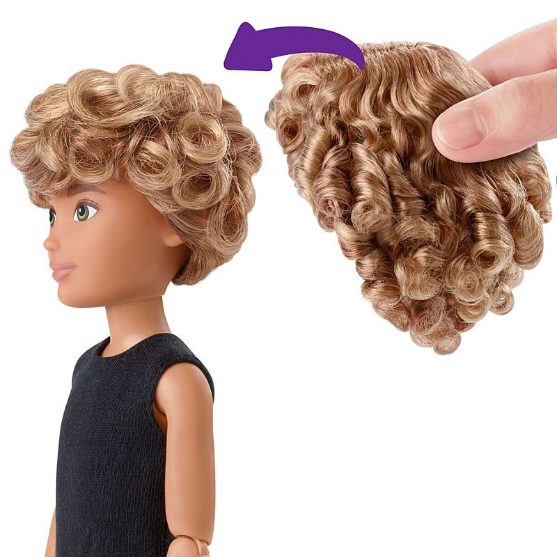 Le fabricant de Barbie lance une collection de poupées de genre neutre