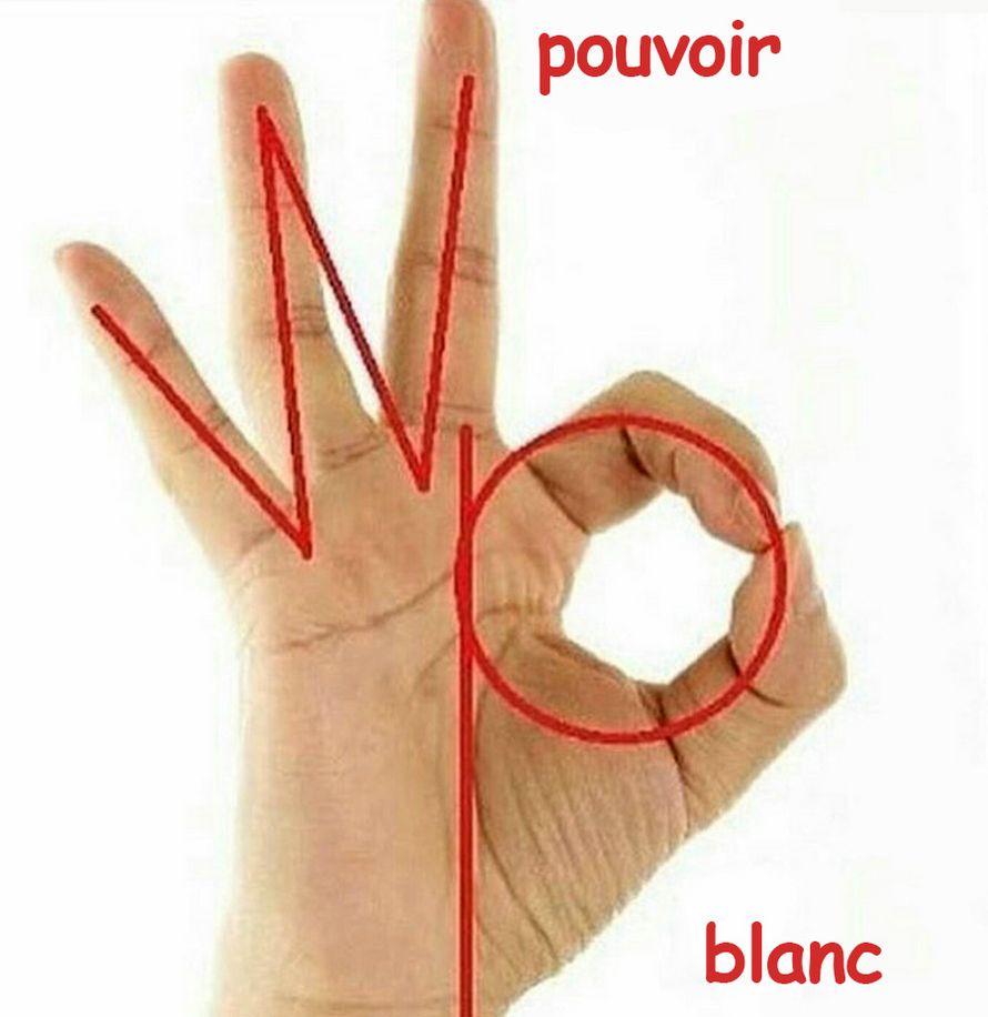 Le signe de la main «OK» est maintenant officiellement un symbole de haine