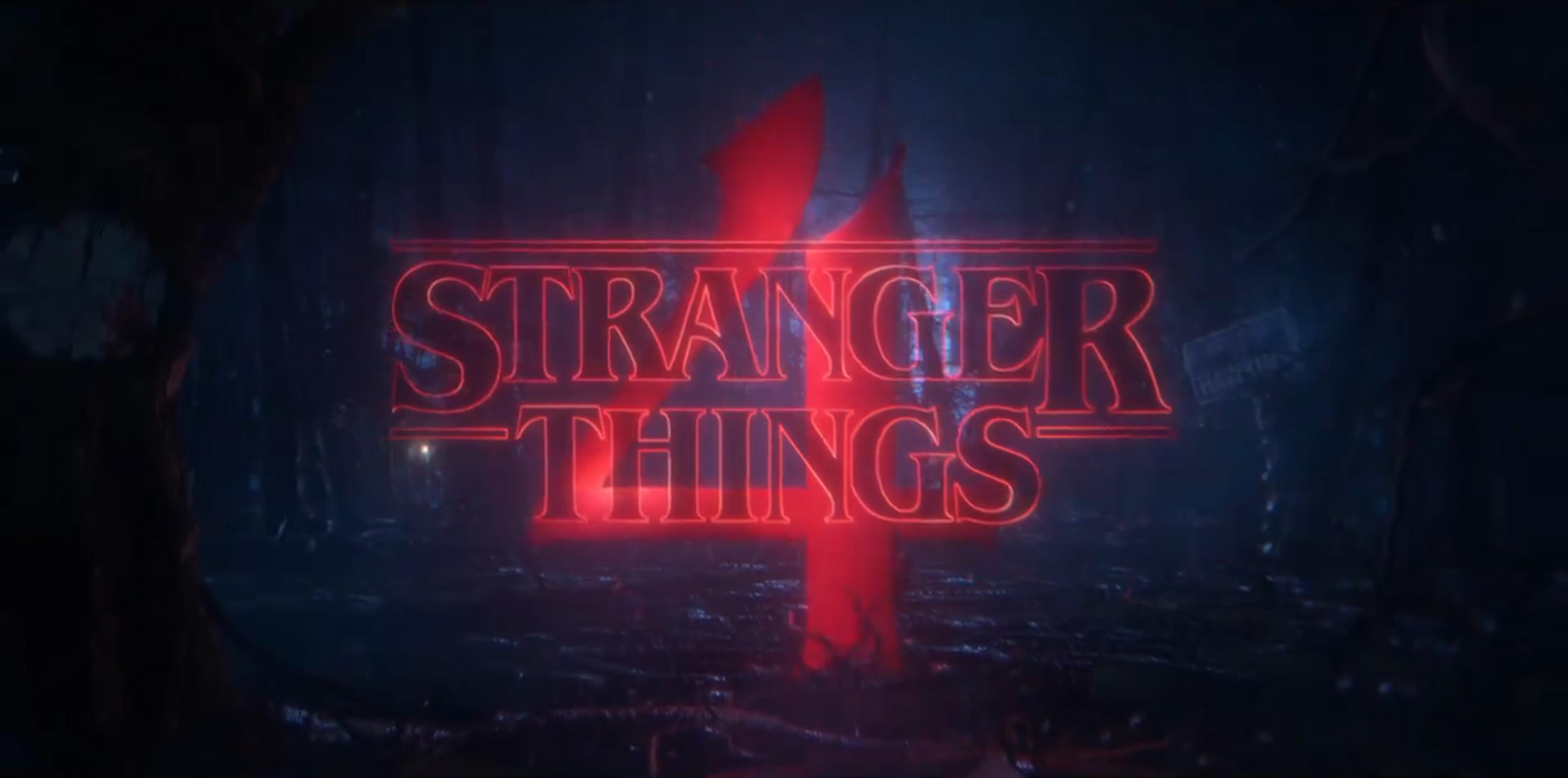 La saison 4 de Stranger Things a été confirmée