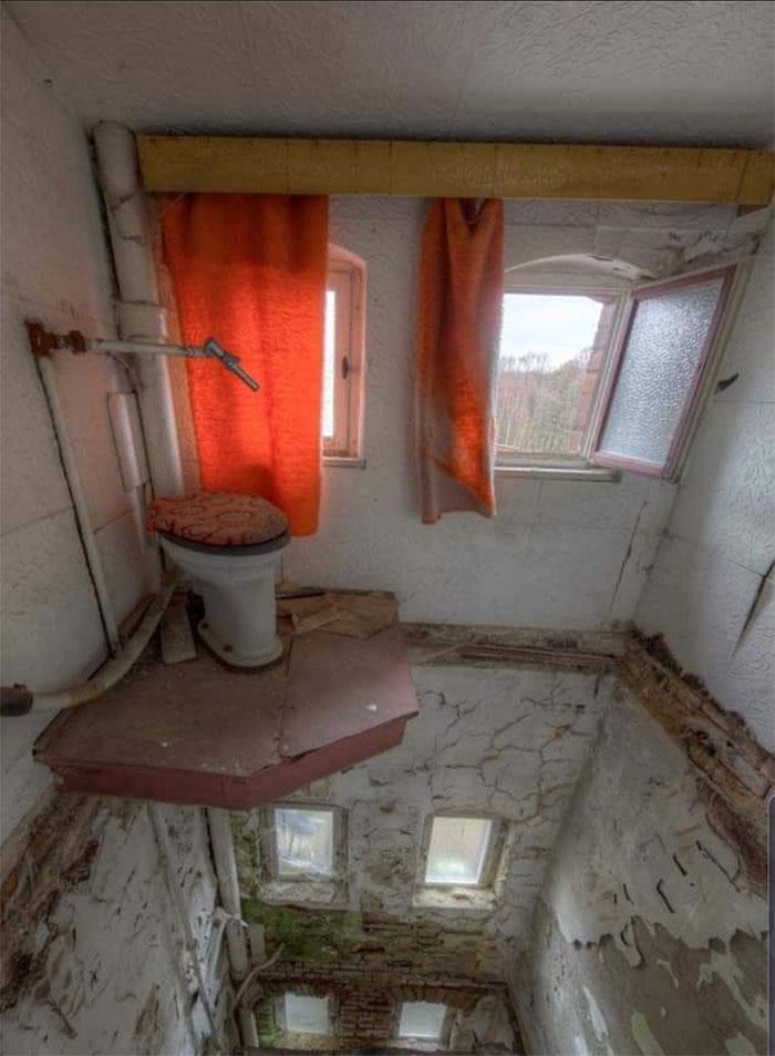 Il existe un groupe Facebook qui publie des «toilettes avec une aura menaçante» et voici une liste des 33 meilleures