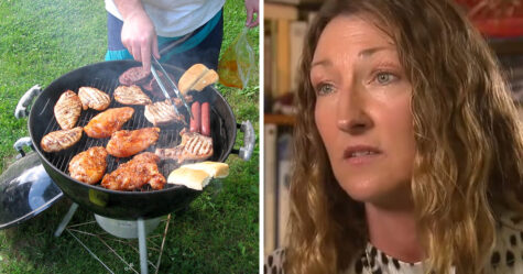 2 000 personnes organisent un BBQ chez la végane qui a poursuivi ses voisins en justice pour avoir fait cuire de la viande
