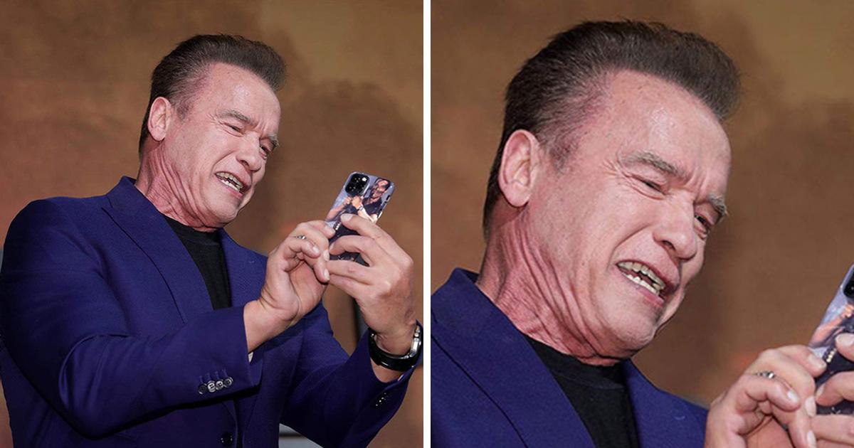 arnold schwarzenegger coque iphone 11