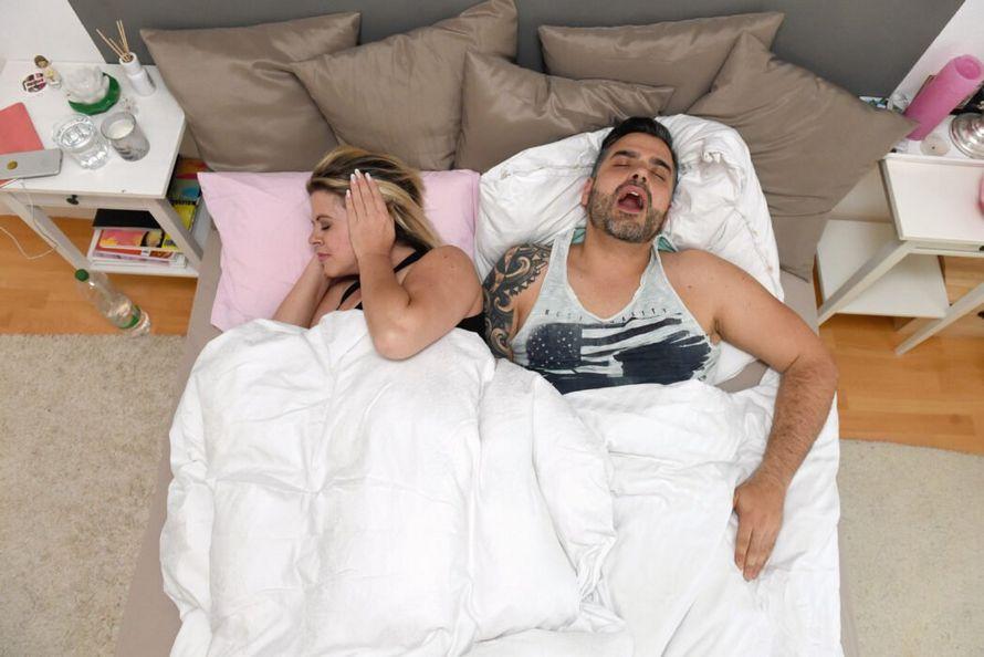Ce nouveau vibreur frontal pourrait empêcher votre partenaire de ronfler