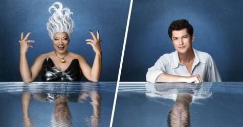 Les portraits officiels du casting de La Petite Sirène Live! ont enfin été dévoilés