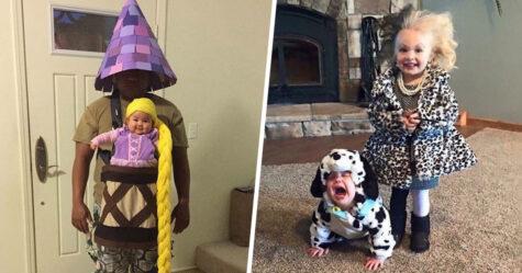 33 costumes d'Halloween pour bébés qui sont si mignons que c'en est terrifiant