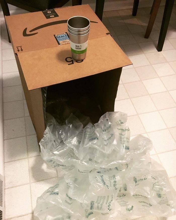 22 emballages horribles qui ont été pointés du doigt sur Internet