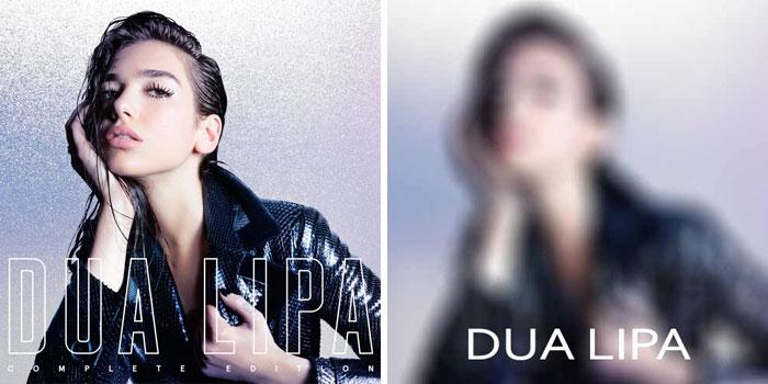 Un site de musique en ligne iranien a supprimé toutes les chanteuses de leurs pochettes d'albums (30 images)