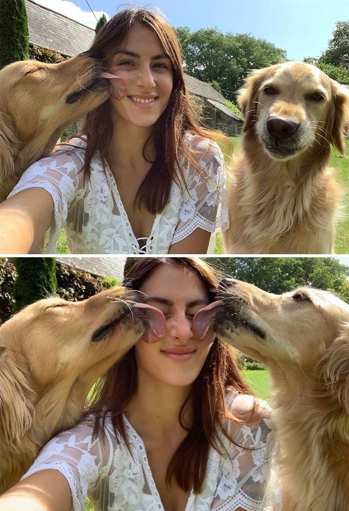 Le lien que cette fille a tissé avec ses chiens est la définition d'âmes soeurs (22 images)