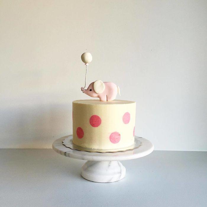 30 gâteaux esthétiques par une pâtissière canadienne