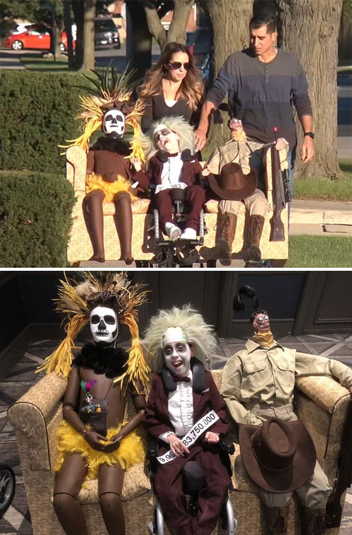 22 costumes d'Halloween auxquels tu aurais aimé avoir pensé avant (nouvelles images)