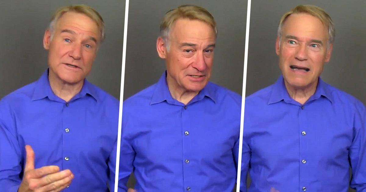 Cet acteur imite la voix de 20 célébrités alors que le deepfake modifie son visage et la vidéo est fascinante