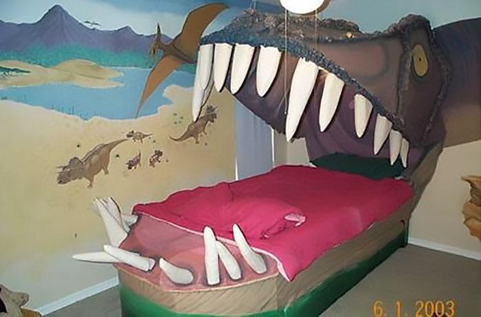 22 fois où des gens ont vu des lits avec une aura menaçante