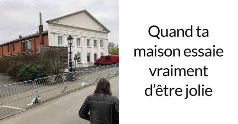 Un Belge documente les maisons laides qu'il voit et elles sont si affreuses que c'en est hilarant (nouvelles images)