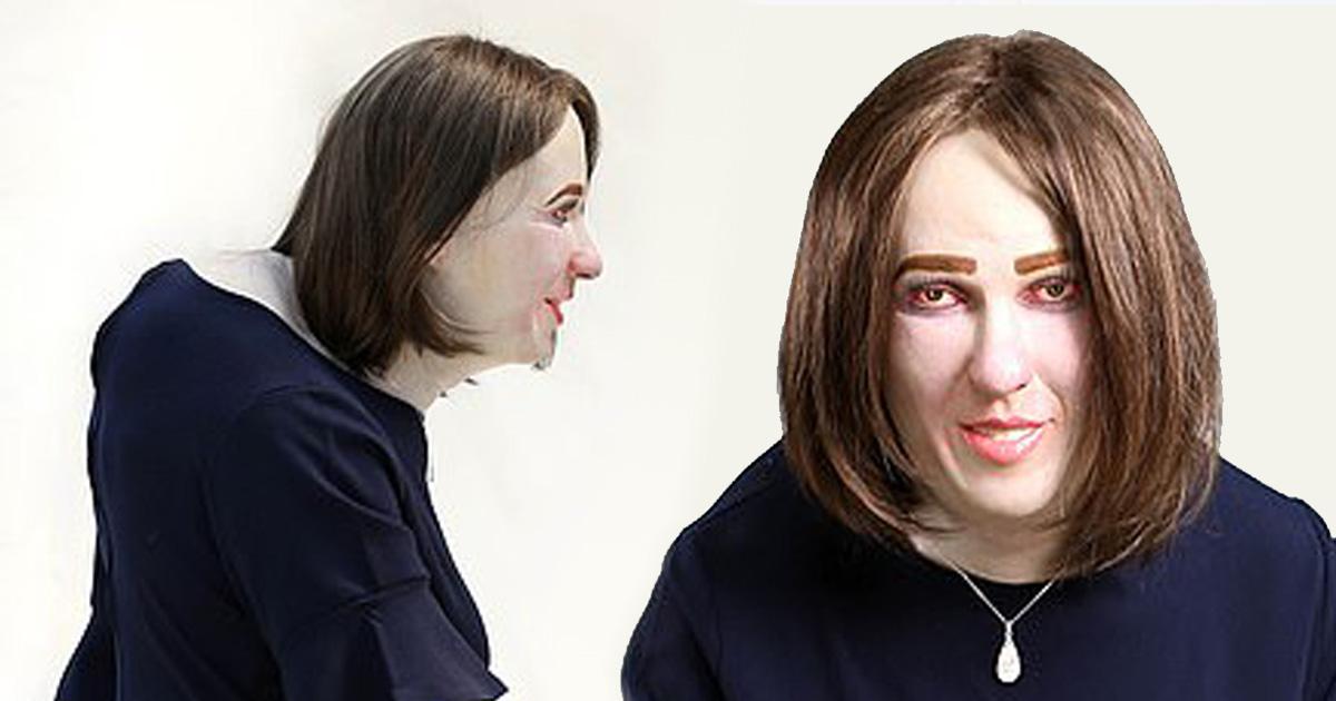 Ce mannequin grotesque montre à quoi ressembleront les employés de bureau dans 20 ans