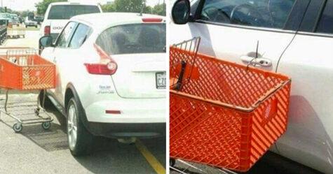 22 fois où des enfoirés ont reçu une bonne leçon après un mauvais stationnement