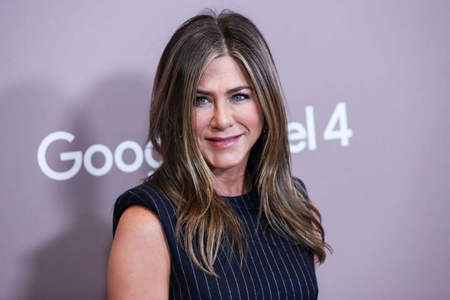 Jennifer Aniston a rejoint Instagram et a publié une photo d'une réunion de Friends