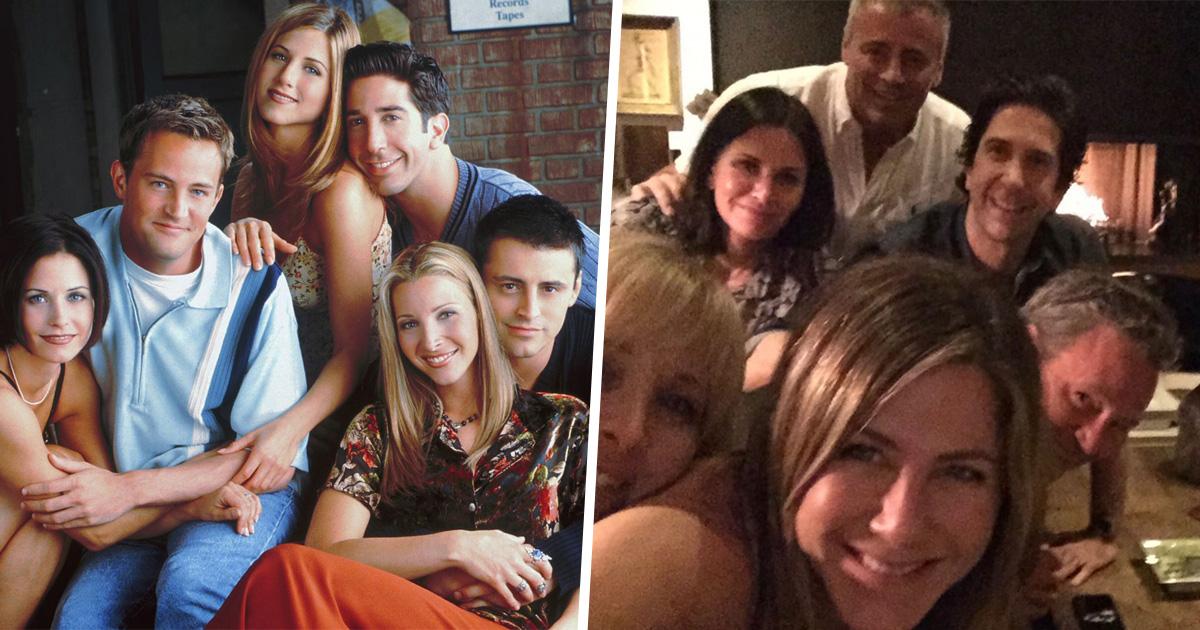 Jennifer Aniston débarque sur Instagram, et sa première photo est collector