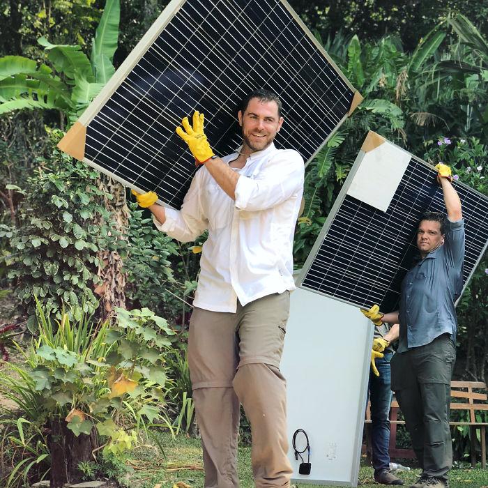Le Kenya installe la première centrale solaire qui transforme l'eau de mer en eau potable