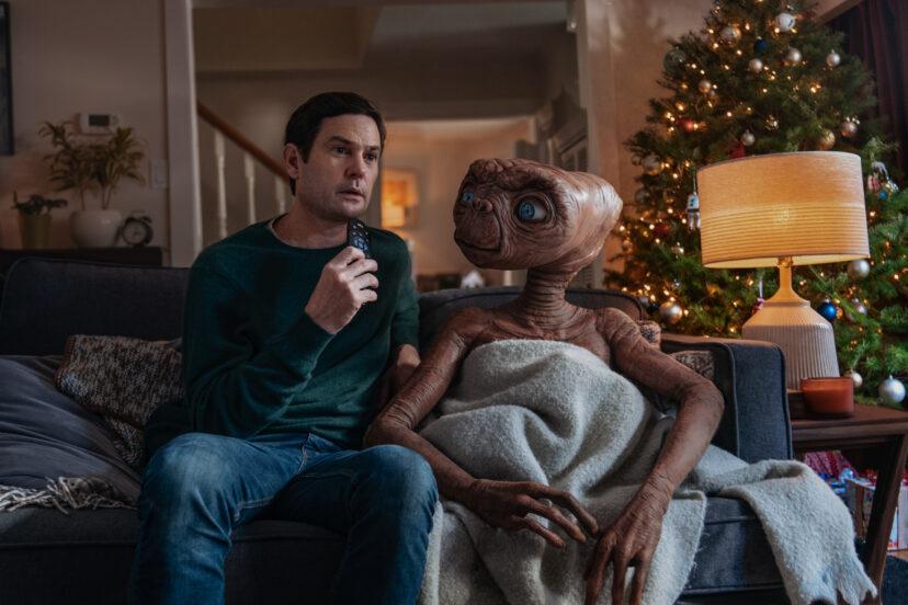 ET et Elliott de nouveau réunis le temps d'une publicité