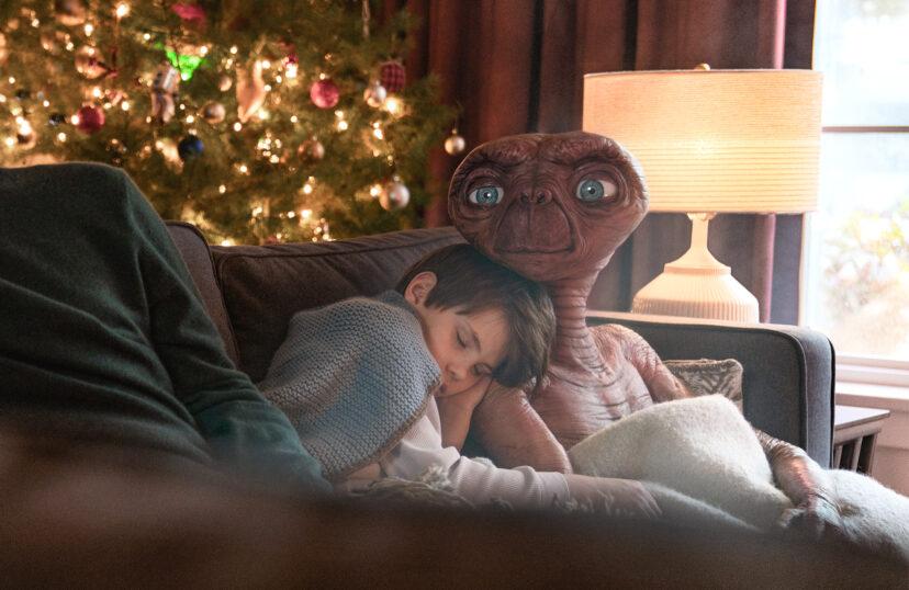 (VIDEO) E. T. l'extraterrestre de retour après 37 ans d'absence