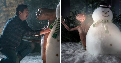 E.T. et Elliott se sont réunis dans cette nouvelle publicité de Noël géniale