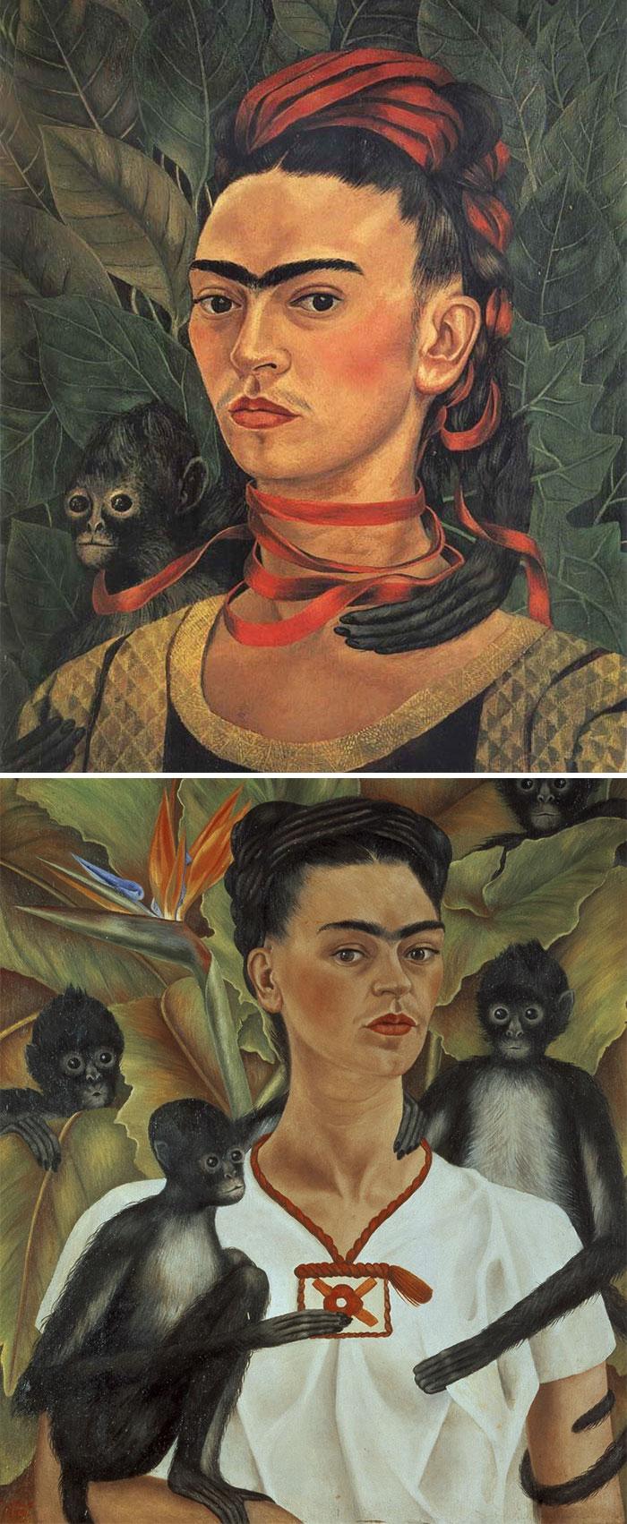 Un guide farfelu, mais exact sur la façon de reconnaître les peintres célèbres par leur art (19 images)