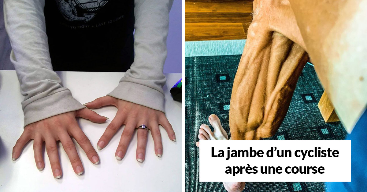 40 images fascinantes de choses rarement vues