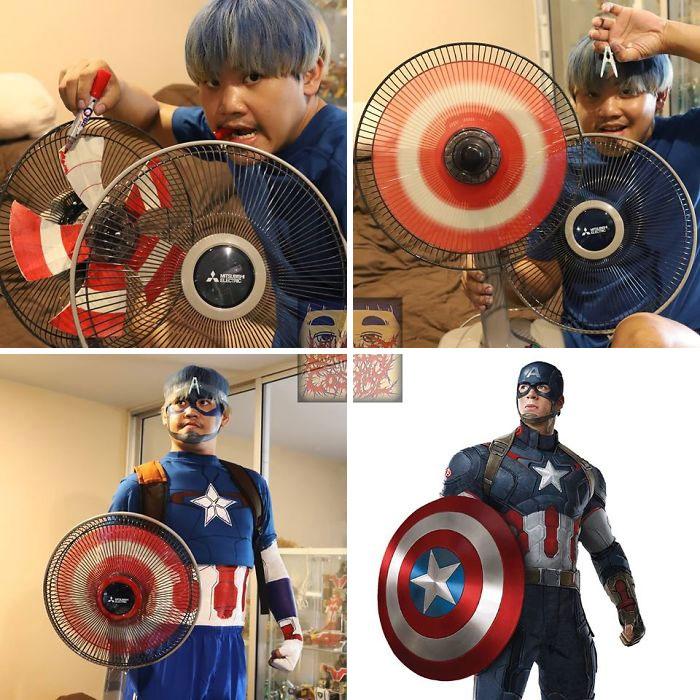 22 nouveaux costumes par le gars qui crée des cosplay pas chers