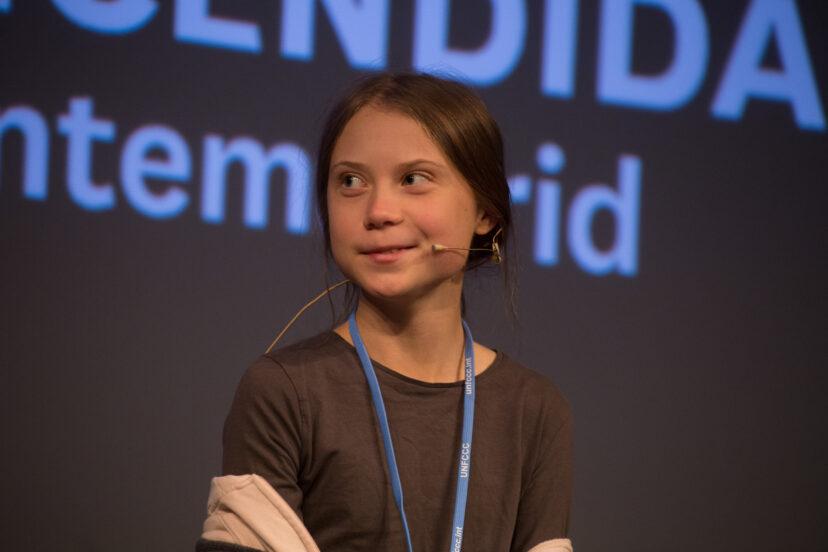 Greta Thunberg est la personnalité de l'année selon TIME