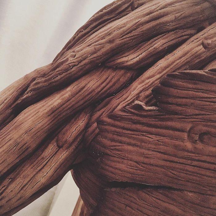Cette femme repousse les limites et crée des sculptures incroyables en pain d'épices (20 images)