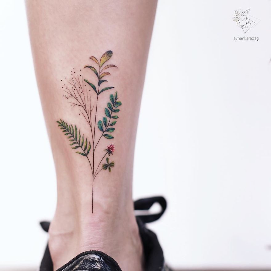 Mon matériau de travail préféré est la peau humaine, alors voici mes 30 meilleurs tatouages