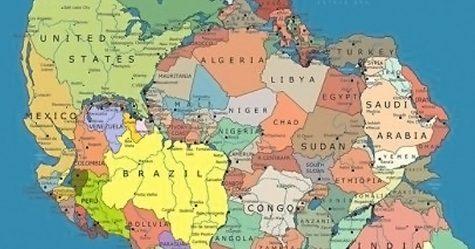 Voici à quoi ressemblait le monde il y a 300 millions d'années