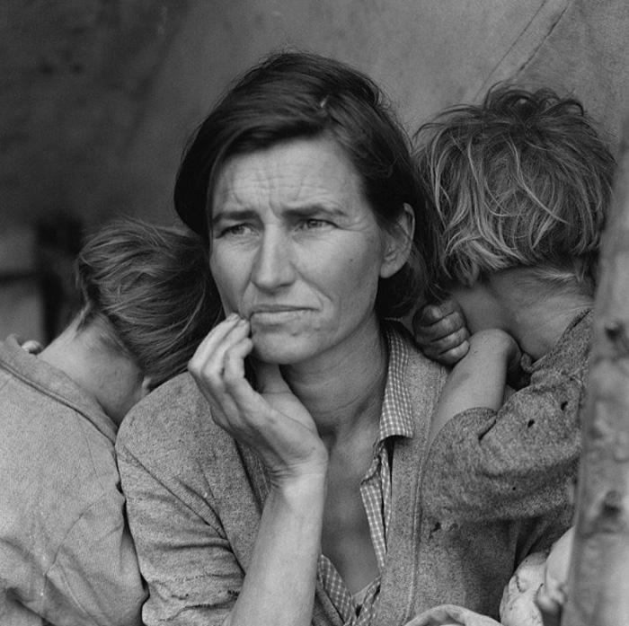 Des gens partagent de vieilles photos pour «prouver» que les humains vieillissaient plus vite dans le passé