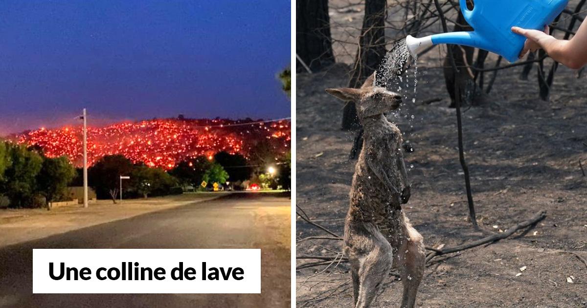 De nouvelles évacuations en cours alors que les feux se régénèrent — Australie