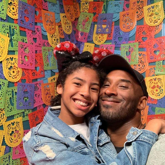 17 photos déchirantes de Kobe Bryant et Gigi, sa fille de 13 ans