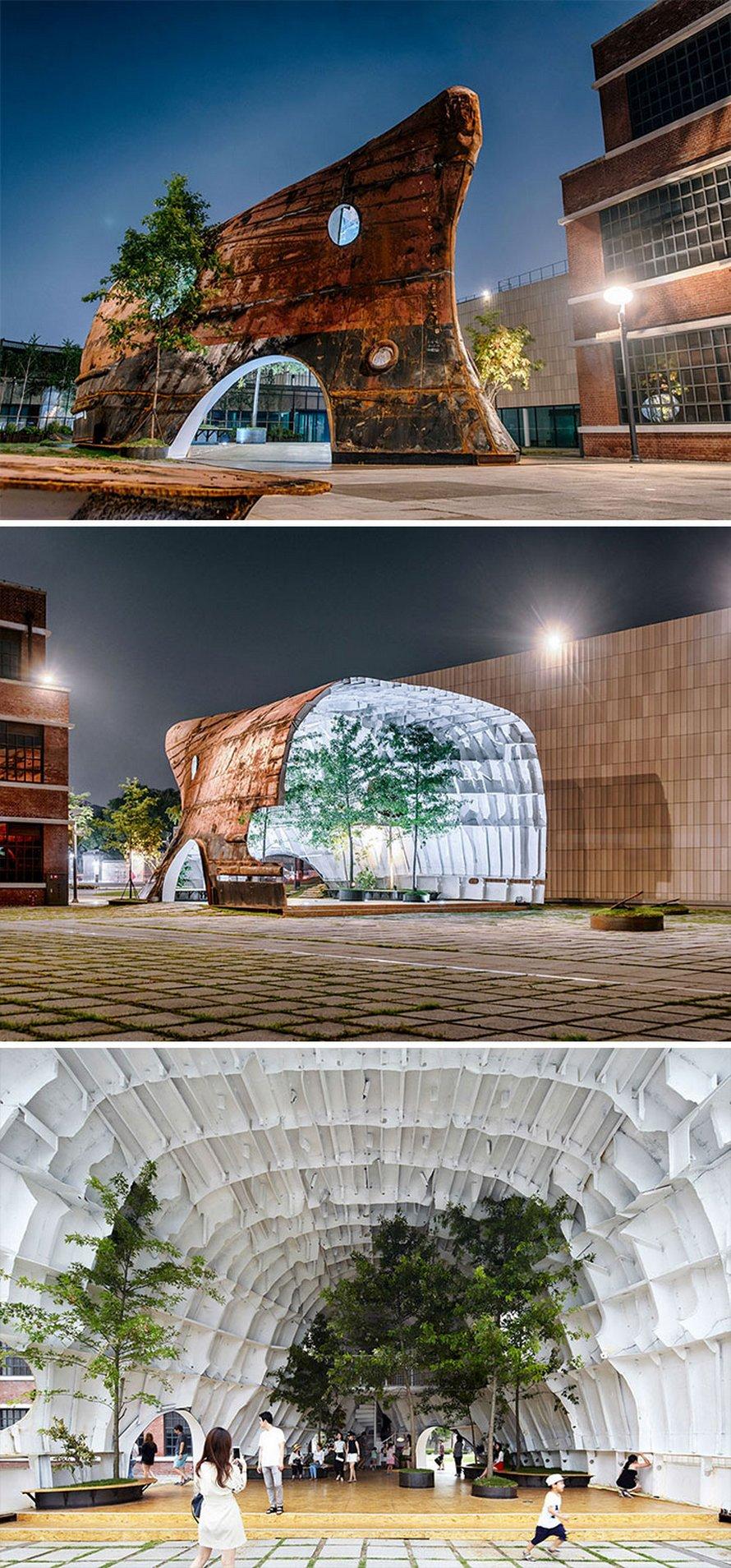 22 bâtiments qui ont été transformés en quelque chose qui ferait rêver leurs architectes aujourd'hui