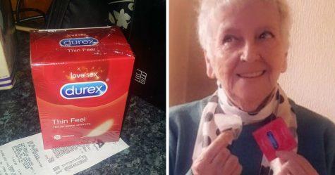 Cette grand-mère a acheté une boîte de 30 préservatifs en pensant que c'était des sachets de thé