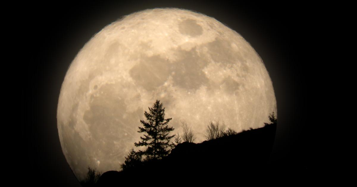 La première super lune de 2020 aura lieu ce weekend